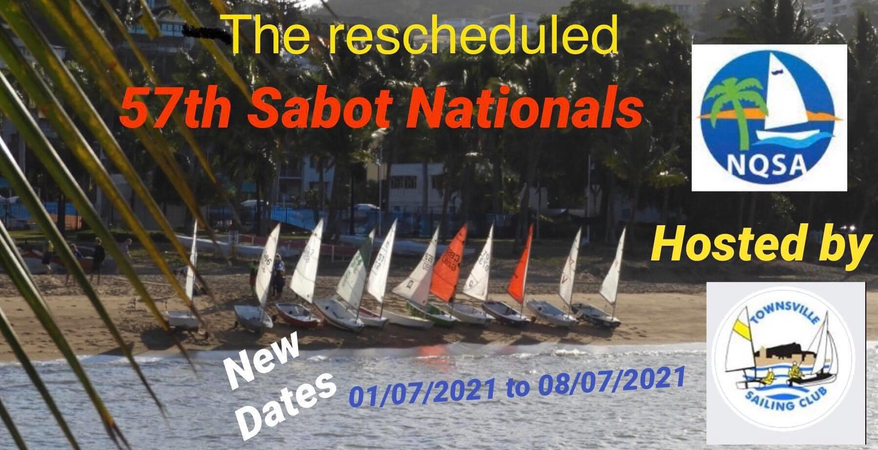 57th Sabot Nationals In Townsville